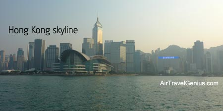 hong kong flights