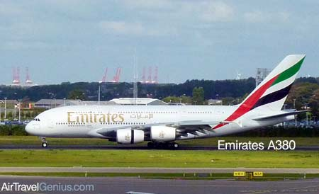 emirates airbus a380