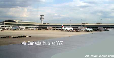 toronto airport yyz
