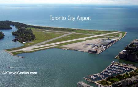 toronto city airport