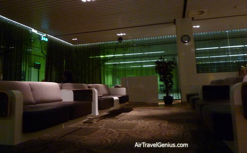 Amsterdam Schiphol Airport Lounges and Showers