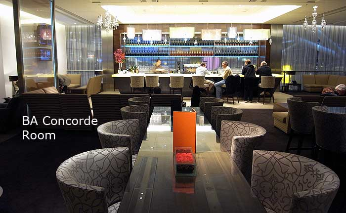 ba concord room london heathrow