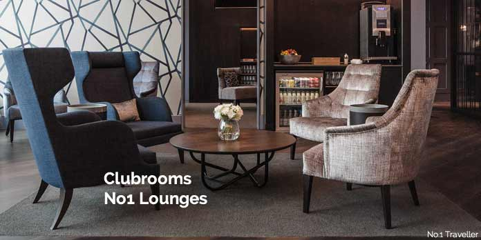 Clubrooms by No1 Lounges London Gatwick