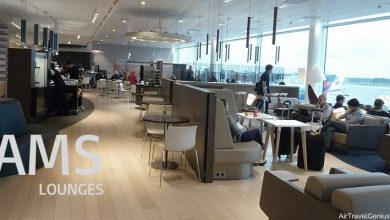 aspire lounge 41 amsterdam schiphol