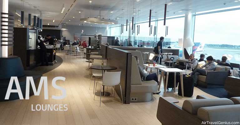 Amsterdam Schiphol Airport Lounges: The Complete Guide