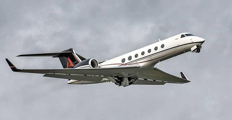 gulfstream jets