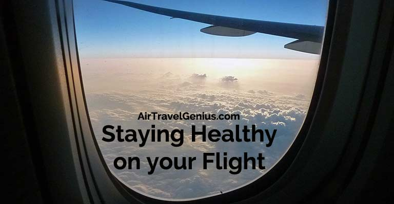 21 Tips To Stay Healthy On Your Long Haul Flight