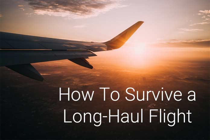 survive long-haul flight