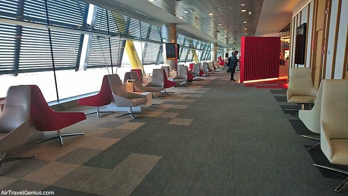 iberia premium lounge velázquez madrid t4s