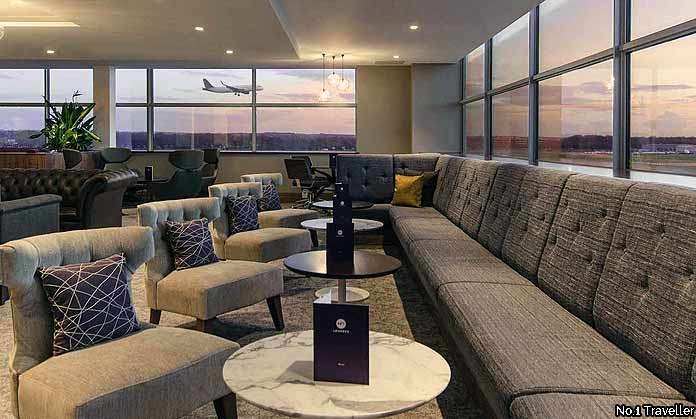london gatwick airport lounge: no.1 traveller south terminal