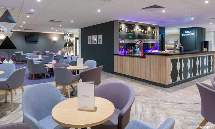 aspire lounge t2 manchester