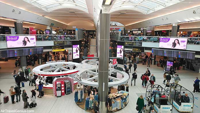 Gatwick South Terminal Shops >> London Gatwick Airport Lounges The Complete Guide 15 Lounges