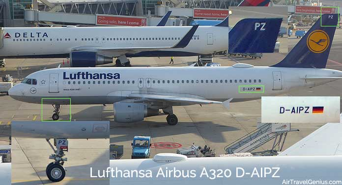 aircraft registration markings