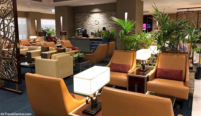 emirates lounge perth