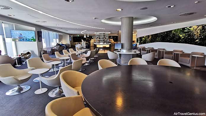 skyteam lounge t4 london heathrow