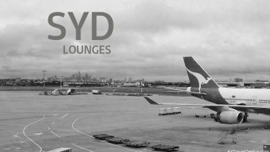 sydney airport lounges guide